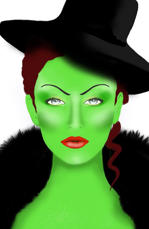 סופי מכשפה ירוקהweb