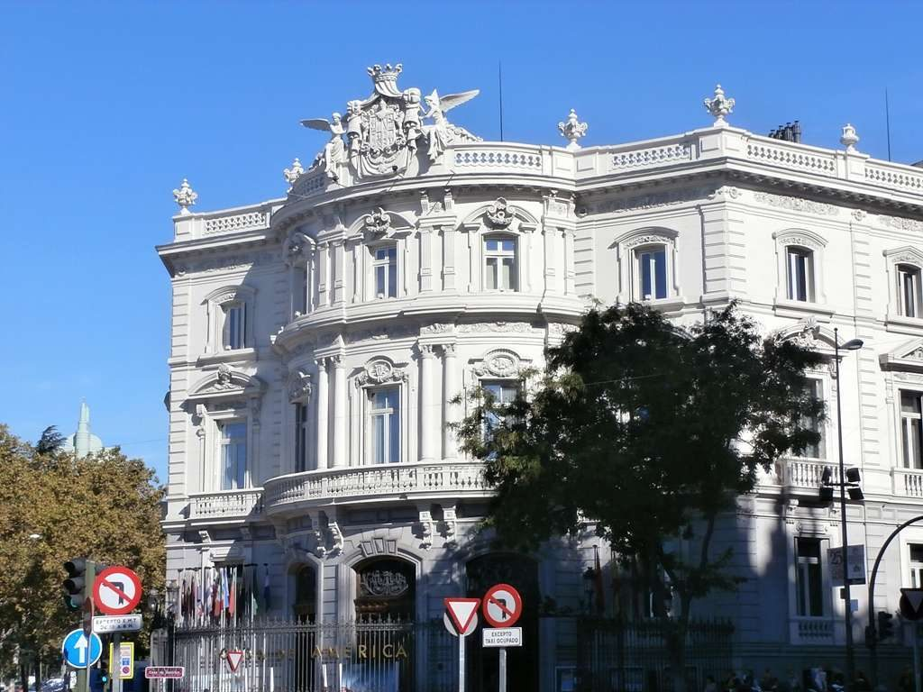 calle de alcala madrid