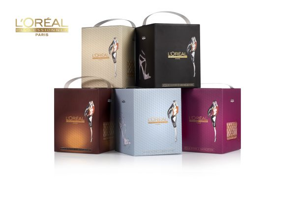 L'oreal – various projects