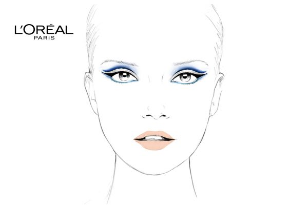 L'oreal facecharts and app