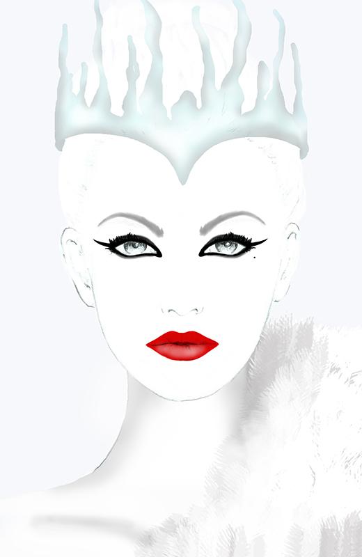מכשפה לבנה סופיweb
