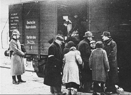 מועלים לרכבת לגרמניה