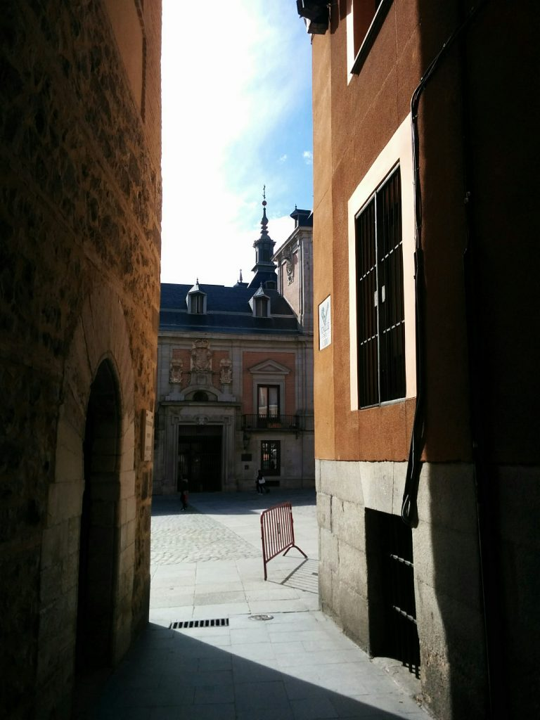street view to casa del villa madrid spain